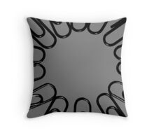 The Office Abstract ## Throw Pillow