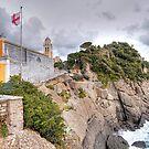 Church of San Giorgio - Portofino by paolo1955