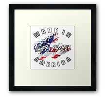 1945 Made In America Framed Print