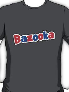 Bazooka retro bubble gum T-Shirt