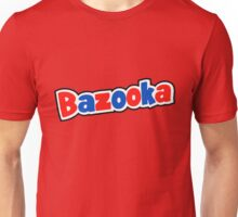 Bazooka retro bubble gum Unisex T-Shirt