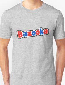 Bazooka retro bubble gum T-Shirt