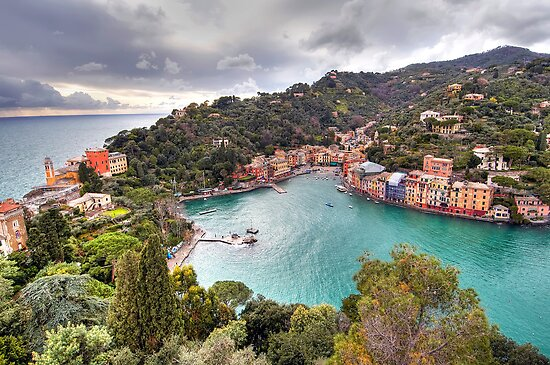 Portofino - The Bay by paolo1955
