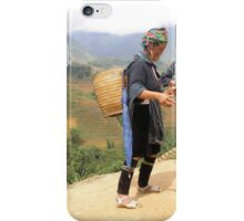 Hmong Business Ladies  iPhone Case/Skin