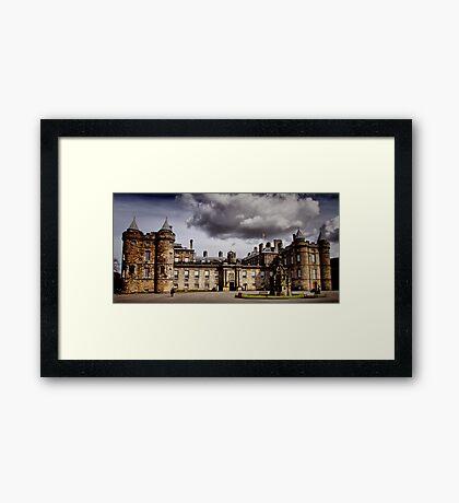 Holyrood ..... Framed Print