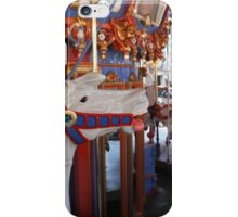 Horse from the carousel  iPhone Case/Skin
