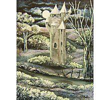 'Rapunzel's Castle' Photographic Print