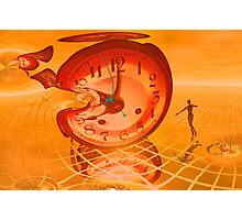 Time warp Photographic Print