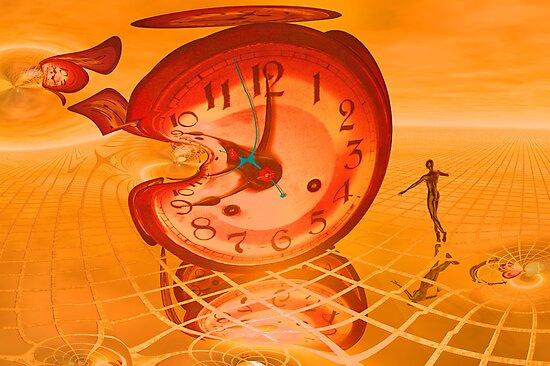 Time warp by Carol and Mike Werner