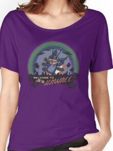 Welcome to Hawaii Women's Relaxed Fit T-Shirt