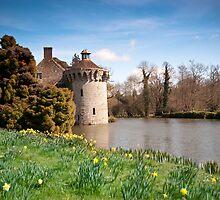 Springtime at Scotney Castle: Kent by DonDavisUK