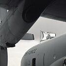 C-130 Hercules by AnalogSoulPhoto
