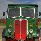 AEC Mammoth Major Lorry by Hertsman