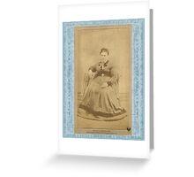 MATILDA MESSERSMITH Greeting Card