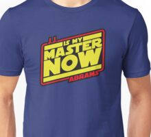 JJ Is My Master Now Unisex T-Shirt
