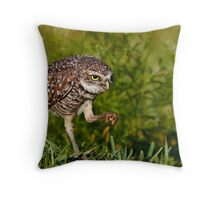 Owl Ya Doin? Throw Pillow