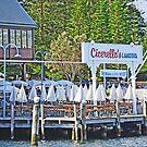 Cicerello's Landing Port Fremantle by robert murray