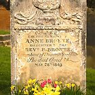 The Grave Of Anne Bronte by EarlCVans
