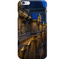 The Louvre - a Royal Palace, a Museum, an Architectural Marvel iPhone Case/Skin