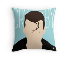 Cry Baby Throw Pillow