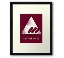 Destiny - New Monarchy Framed Print