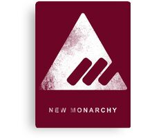 Destiny - New Monarchy Canvas Print