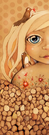 Nature's Child  by © Karin  Taylor