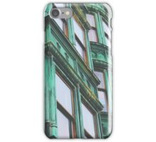 San Francisco Sentinel Building Patina iPhone Case/Skin