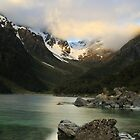 Lake MacKenzie, New Zealand by middleofaplace