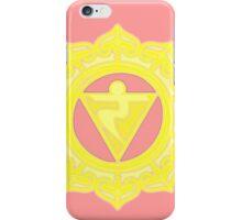 The Solar Plexus  iPhone Case/Skin