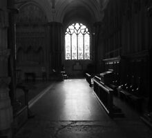 Chapel view by Ecohippy