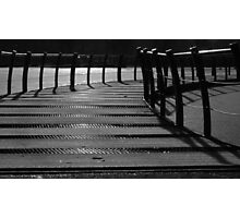 Floating Bridge 3 Photographic Print