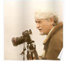 Camera Man Poster