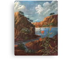 For The Master Canvas Print