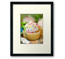Mini Sweetness Framed Print