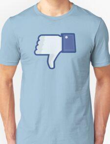 Thumbs Down Unisex T-Shirt