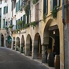 Walking in Asolo by middleofaplace