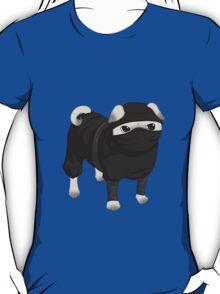 Ninja Pug T-Shirt