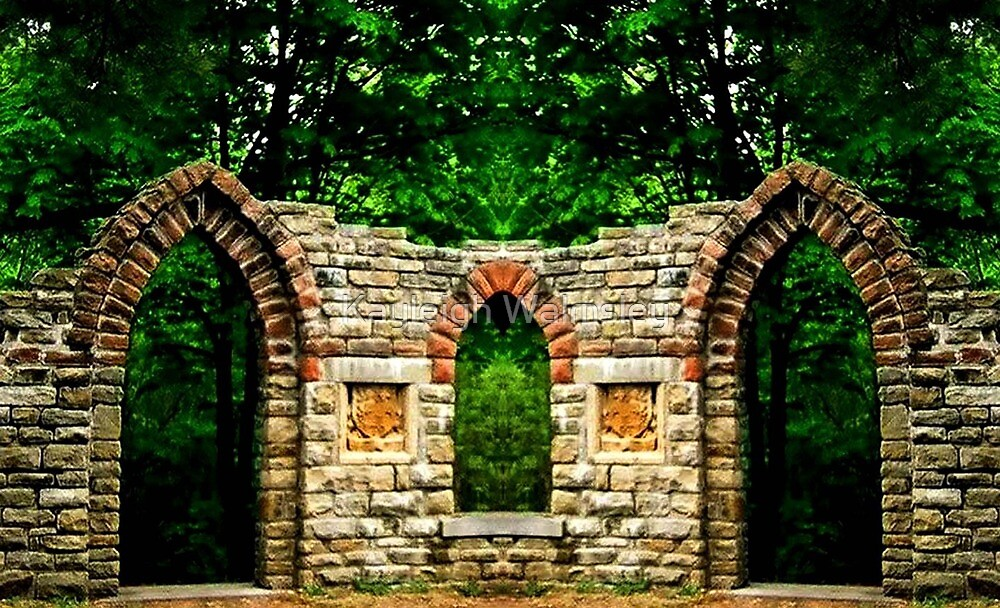 Double arches by Kayleigh Walmsley