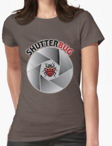 Shutterbug Womens Fitted T-Shirt