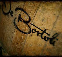 The Wine Barrell by Sue Wickham