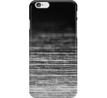 Vanashing grain iPhone Case/Skin