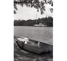 Boats at Rest Photographic Print