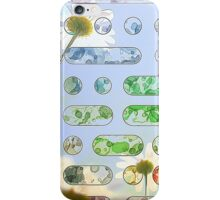 The Nature of Chaos iPhone Case/Skin