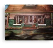 OHIO Canvas Print
