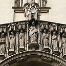 European Church PhotoSketchBook 1-5 by beeden