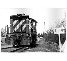 Engine 211  Poster