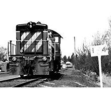 Engine 211  Photographic Print