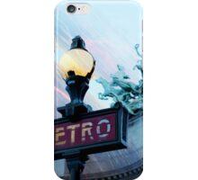City Mystic • Paris Charioteer iPhone Case/Skin