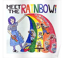 Meet the Rainbow!! Poster